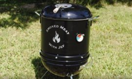 How to build a mini smoker