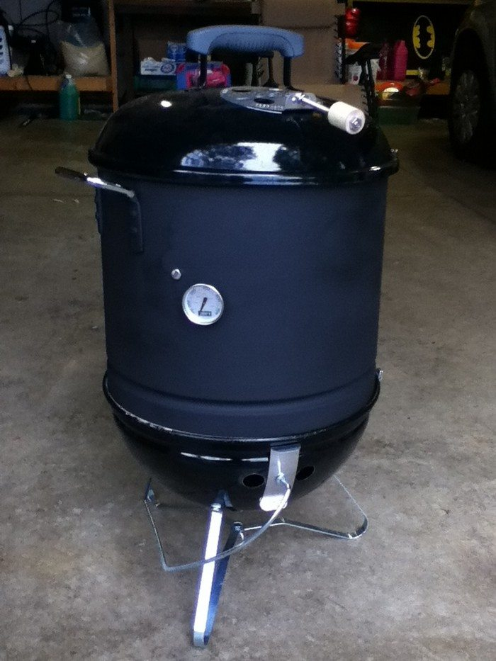 How to build a mini smoker diy projects for everyone for Joes bbq smoker