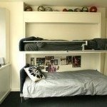 DIY Murphy Bunk Bed