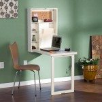 DIY Murphy Craft Desk