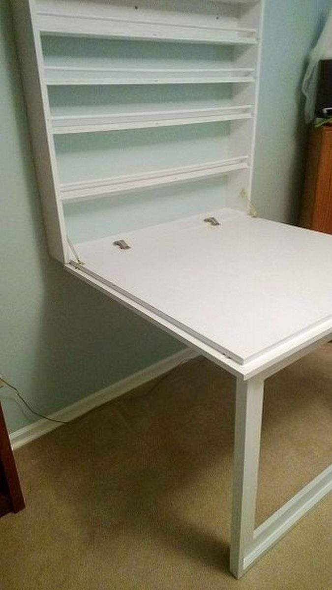 Laundry Room Storage Ideas With Folding Table
