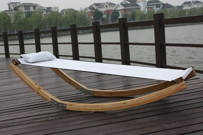 How To Build A Rocking Hammock Diy Projects For Everyone