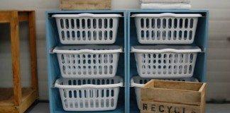Laundry Basket Dresser Main Image