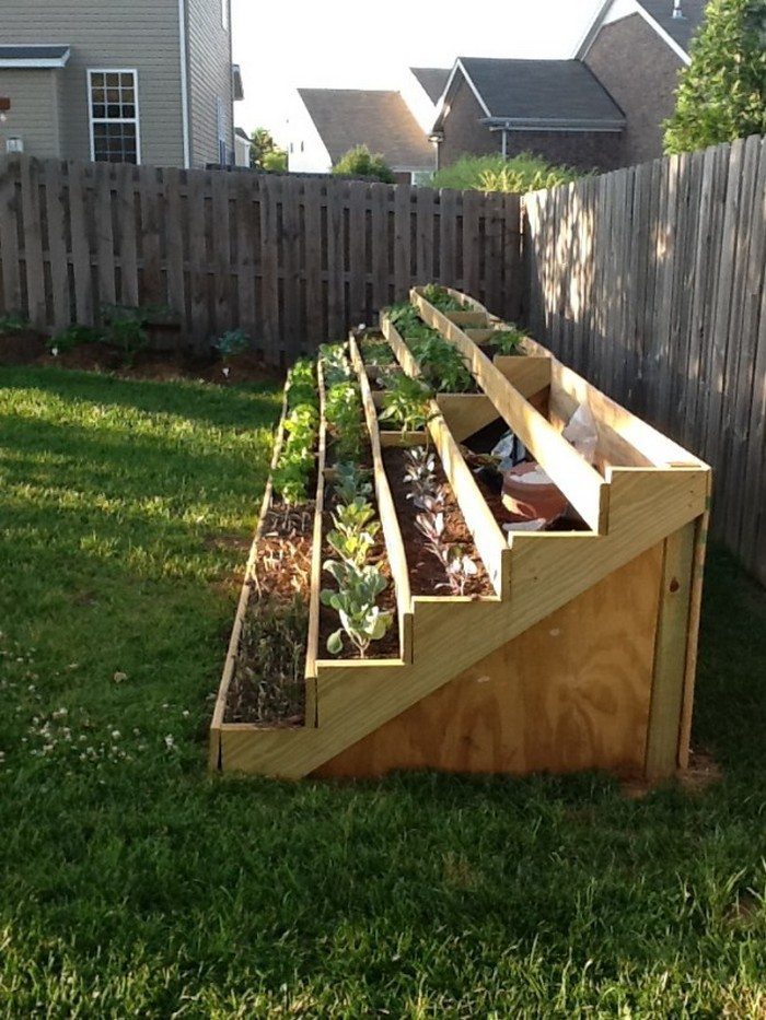 Image Result For Diy Raised Planter Box Instructions