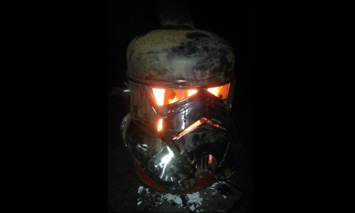 Stormtrooper Log Burner Step 07