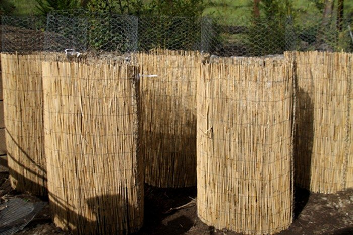 Wire Fencing Potato Tower