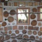 Cordwood Chicken Coop