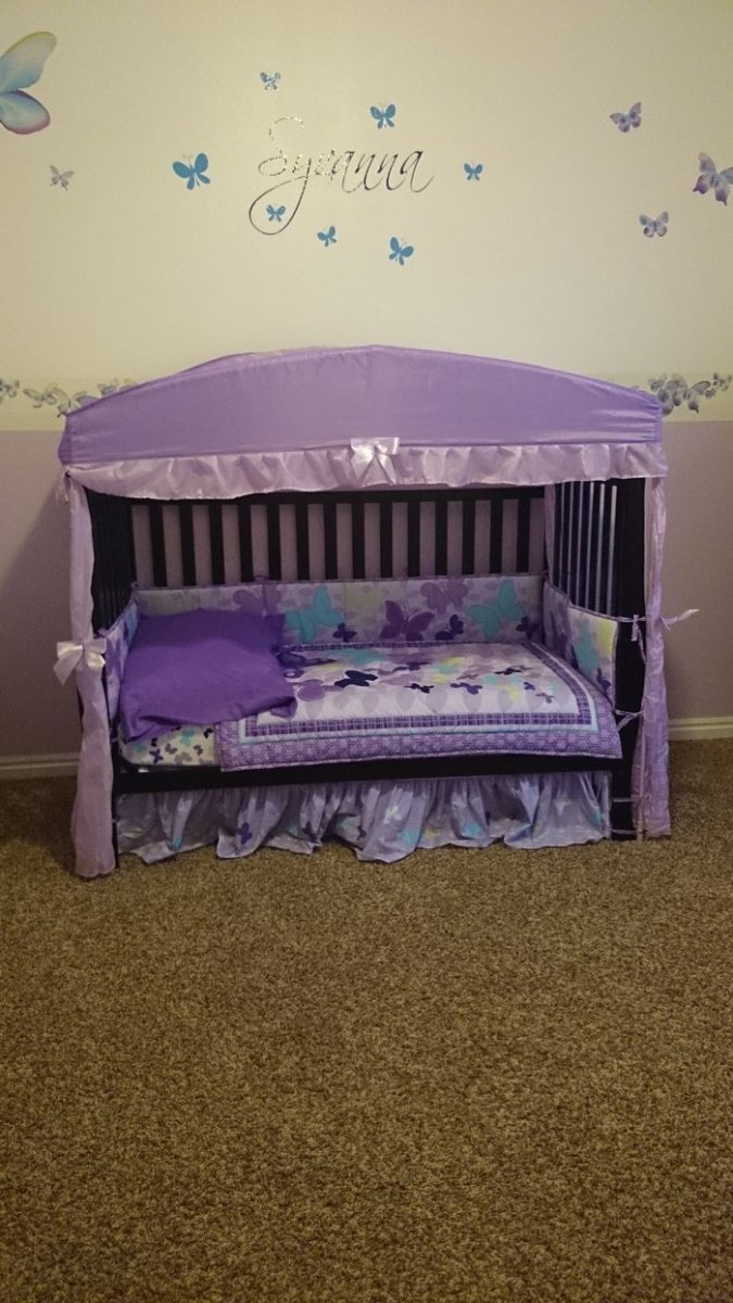 Turn an old crib into a toddler bed | DIY projects for everyone!