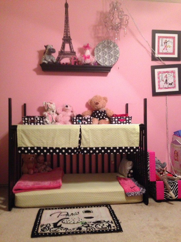 Turn an old crib into a toddler bed : DIY projects for ...