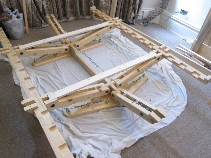 build your own floating bed diy projects for everyone