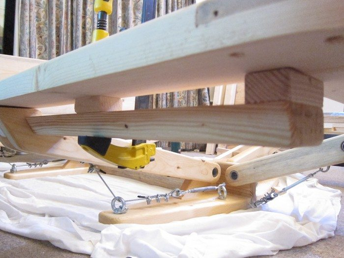 Build Platform Bed Diy