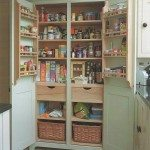 DIY Free Standing Kitchen Pantry