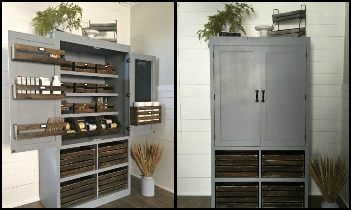 Genial DIY Free Standing Kitchen Pantry Main Image