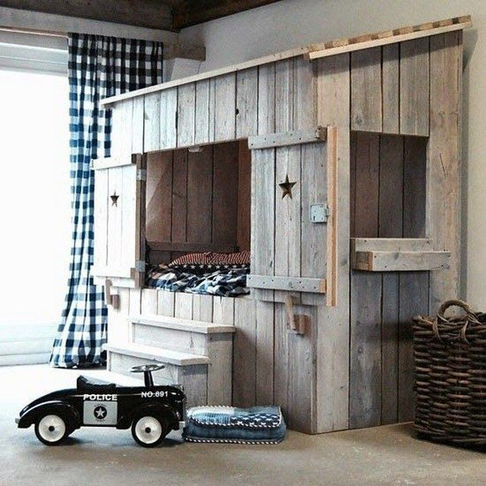 How to build a cabin bed diy projects for everyone