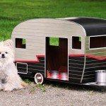 DIY Mini Pet Camper
