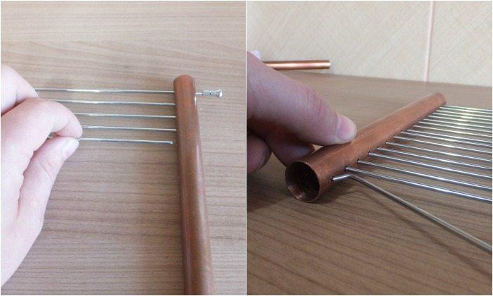 DIY Pocket Grill Assembly