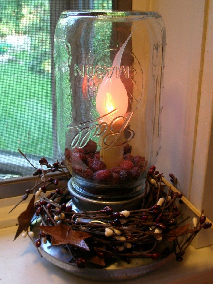 How To Make A Mason Jar Lamp Diy Projects For Everyone