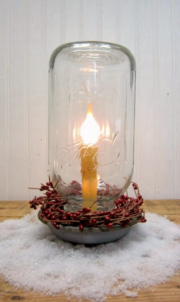 How to make a mason jar lamp | DIY projects for everyone!