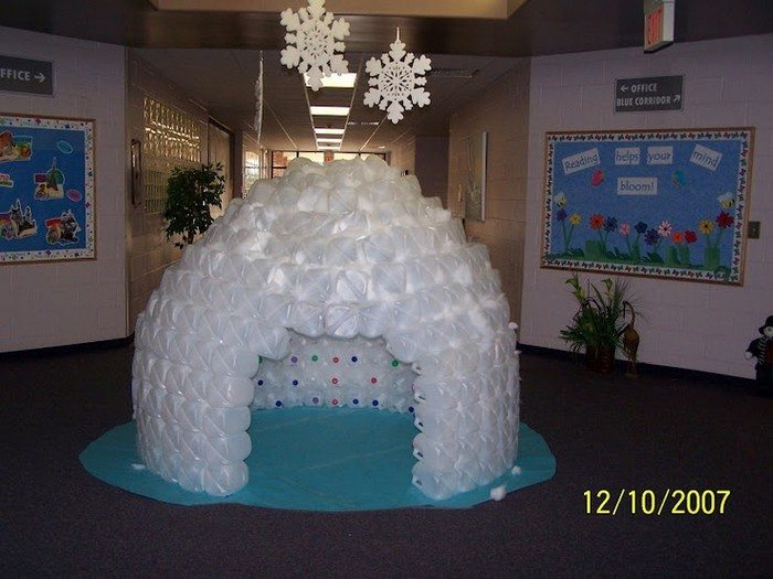 How To Build A Milk Jug Igloo Diy Projects For Everyone