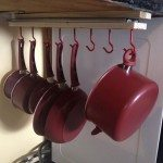 Pots and Pans Rack