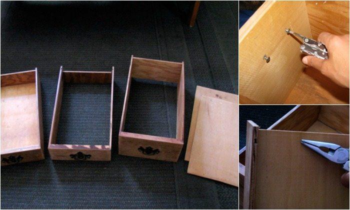 Self-Watering Dresser Drawer