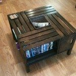 DIY Crate Coffee Table Samples
