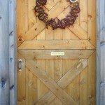DIY Dutch Barn Door