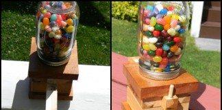 DIY Jelly Bean Dispenser Main Image