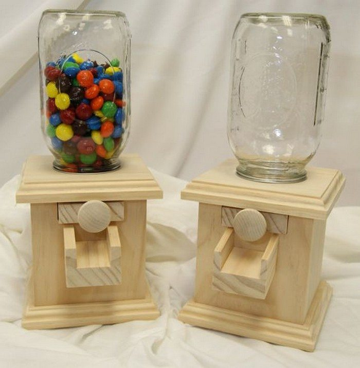 How to make a jelly bean dispenser | DIY projects for ...
