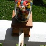 DIY Jelly Bean Dispenser