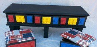 DIY Lego Themed Dresser Main Image