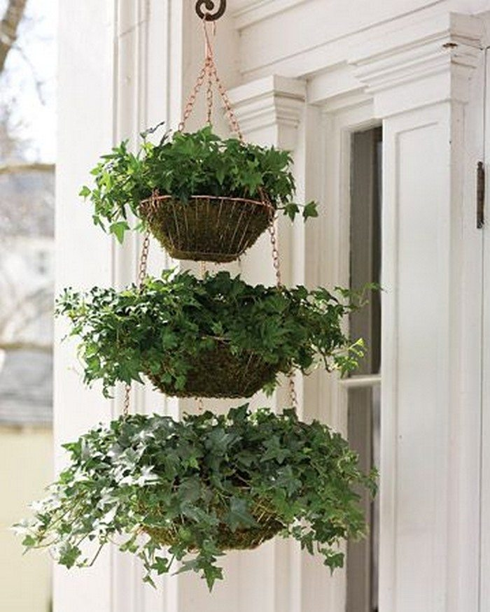 How to make a hanging basket planter | DIY projects for everyone!