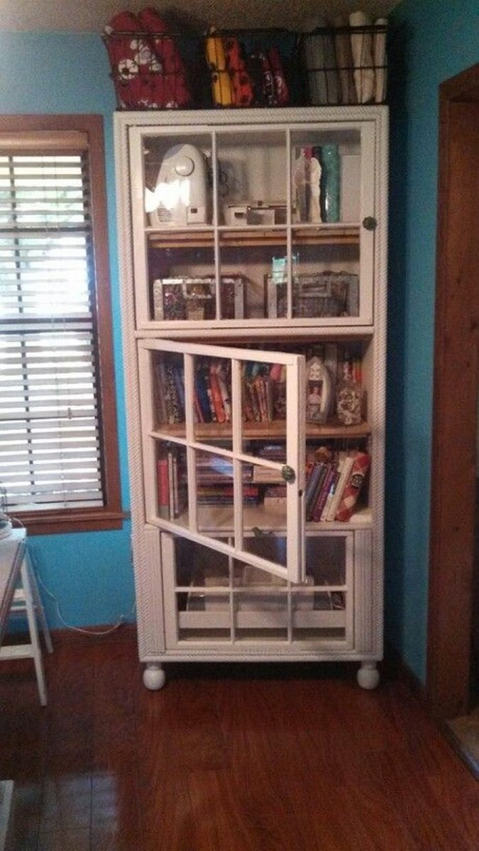Repurpose Kitchen Cabinet Doors