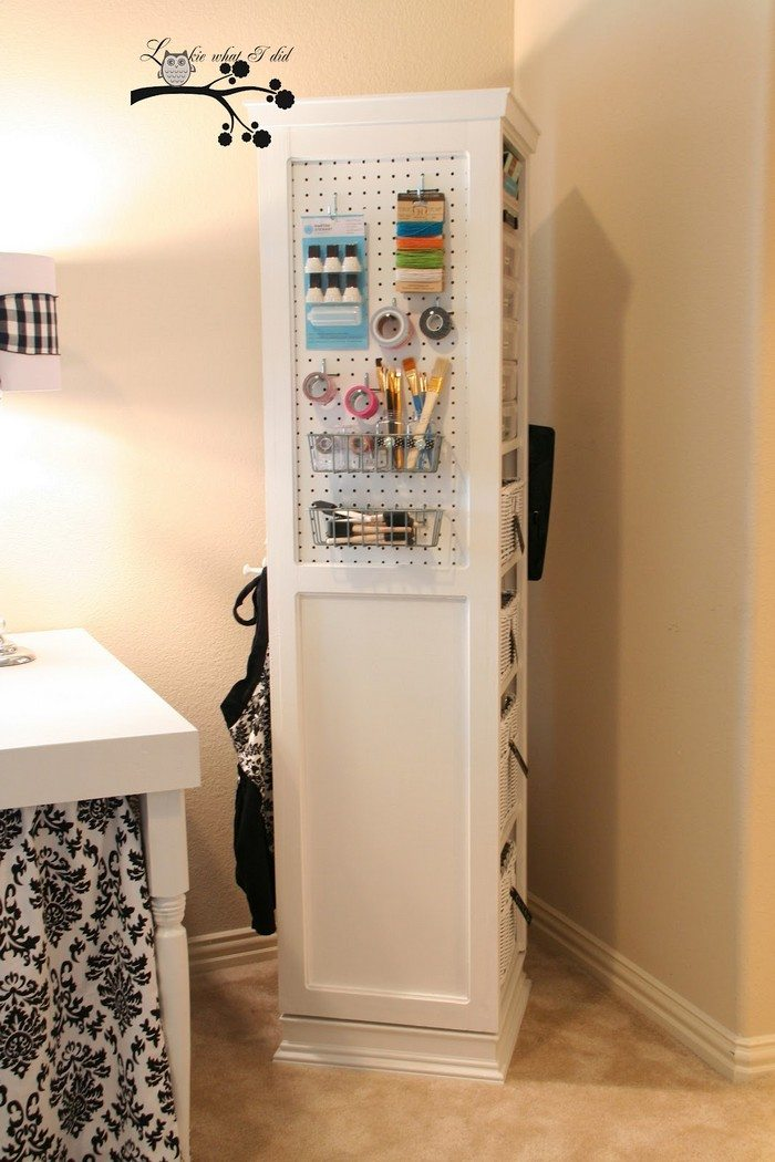 Swivel Storage Cabinet Diy Projects For Everyone