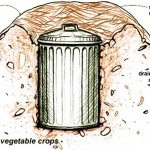 Trash Can Root Cellar