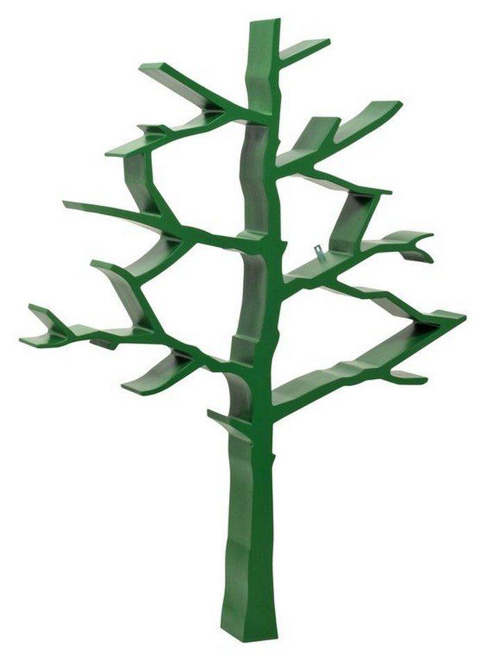 Build a tree shaped bookshelf diy projects for everyone - Bookshelf shaped like a tree ...