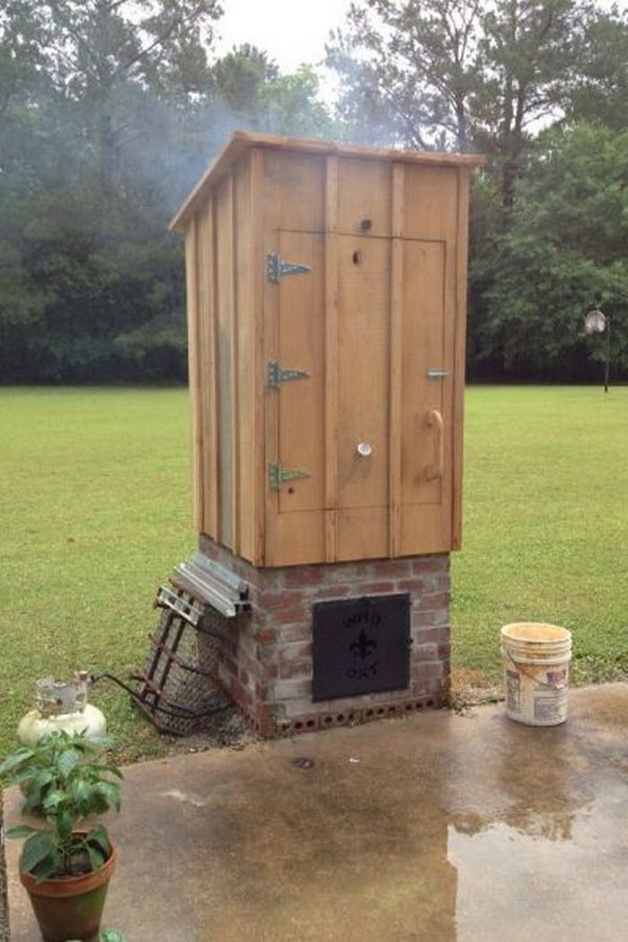 How to build a timber smoker | DIY projects for everyone!