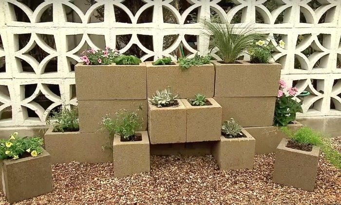 Surprising Vertical Garden From Cinder Blocks  Diy Projects For Everyone With Lovable Cinder Block Vertical Garden Main Image With Agreeable Garden Gate Furniture Also Simple Rock Garden Ideas In Addition Gardening Encyclopedia And How To Pickle Peppers From The Garden As Well As Mall In Garden City Additionally Garden Centres Worcester From Diyprojectsideaslivecom With   Lovable Vertical Garden From Cinder Blocks  Diy Projects For Everyone With Agreeable Cinder Block Vertical Garden Main Image And Surprising Garden Gate Furniture Also Simple Rock Garden Ideas In Addition Gardening Encyclopedia From Diyprojectsideaslivecom