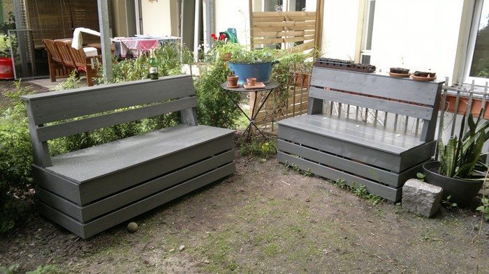 How To Build A Garden Storage Bench Diy Projects For