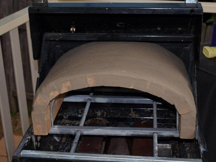 BBQ Pizza Dome