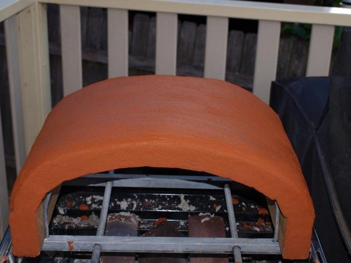 Got A Gas Bbq Here S How To Add A Pizza Dome Diy