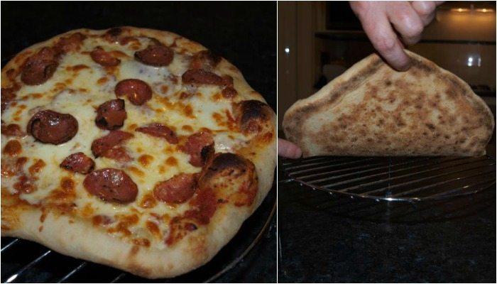 BBQ Pizza Dome Final Step