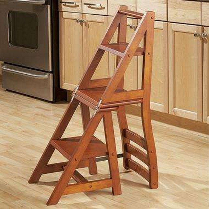 Convertible Step Stool