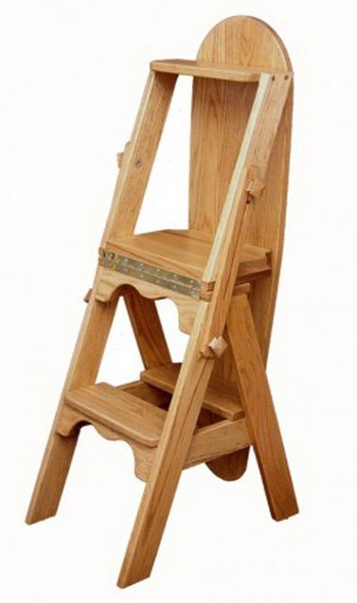 Build A Convertible Step Stool Diy Projects For Everyone