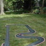 DIY Outdoor Race Car Track