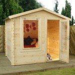 Log Cabin Playhouse