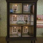 Old Dresser Doll House