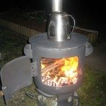 Pizza Oven Patio Heater Combo Finished Product