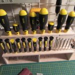 Screwdriver Organizer Main Image