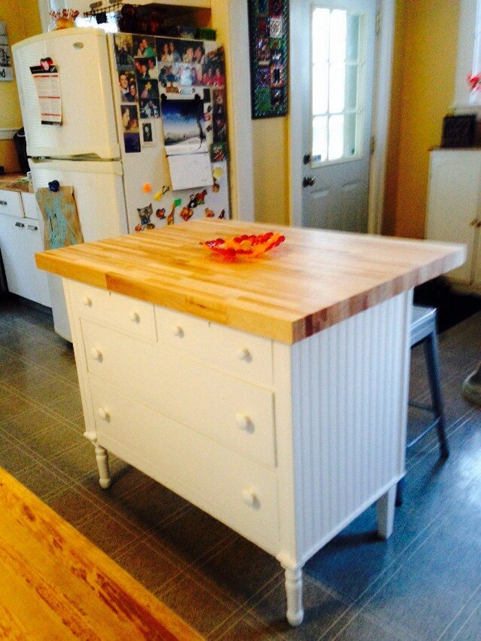 Ugly Dresser Rustic Kitchen Island SamplesHow to Turn an Ugly Dresser into a Rustic Kitchen Island Cart  . Rustic Kitchen Island. Home Design Ideas